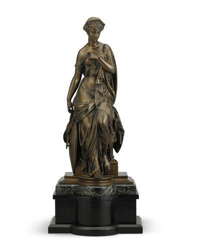 Emile Bruchon, 'Goddess', ca. 1890