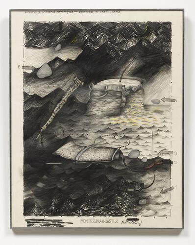 Terry Allen, 'Montezuma 6 Castle (Juarez)', ca. 1969-1975
