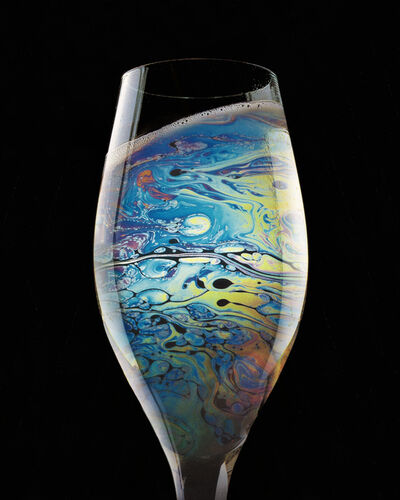 Agnieszka Polska, 'Glass of Petrol', 2016