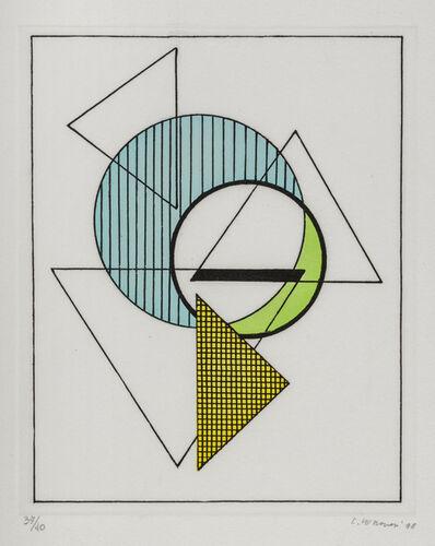 Luigi Veronesi, 'Composizione', 1998