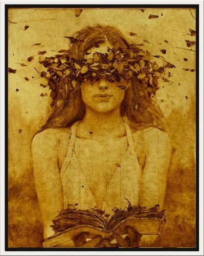 Brad Reuben Kunkle, 'Laevus Oculum Florae', 2020