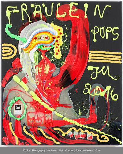 Jonathan Meese, 'DIE EDLE REGENERATION: BLOOZIFFER DE PILL...', 2016