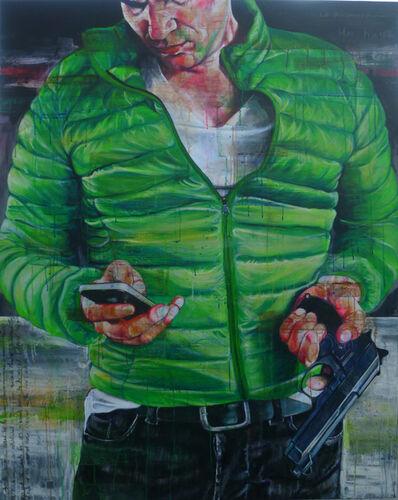 Yannick Fournié, 'Choise of weapon', 2013