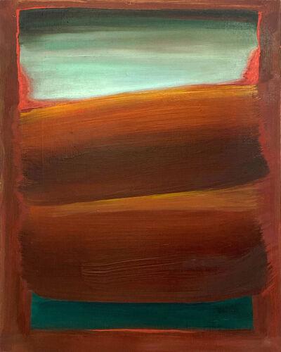 Kimberly Brooks, 'Green Sky', 2021