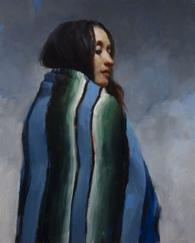 Zack Zdrale, 'Blanket II', 2020