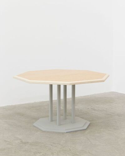 Pierre Paulin (1927-2009), 'Iena coffee table ', 1985