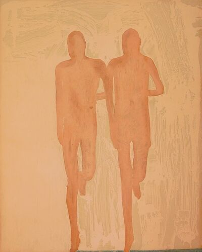 Nathan Joseph Roderick Oliveira, 'The Twin Runners', 2005