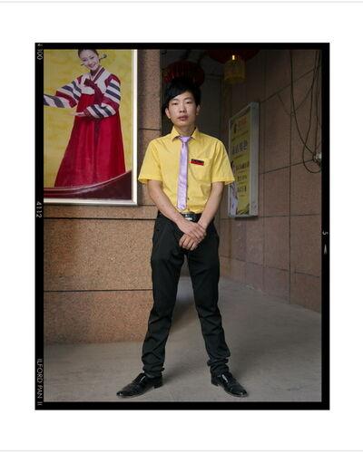 Jiang Jian 姜健, 'Ji Gaojie, Dengfeng', 2014