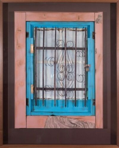 Katharine Owens, 'Windsor Window'