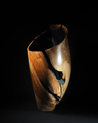 Nic Webb, 'Flamed Oak Vessel', 2019
