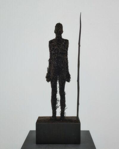 Aron Demetz, 'memoridermata', 2015