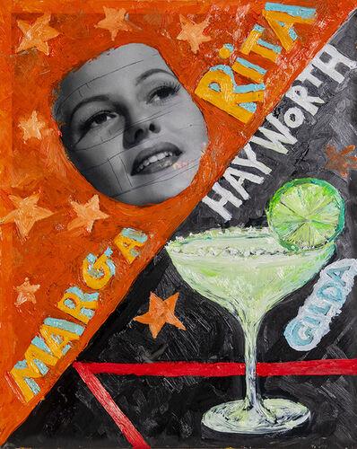 Duane Michals, 'Marga Rita Hayworth ', 2019