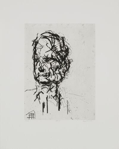 Frank Auerbach, 'David', 2006