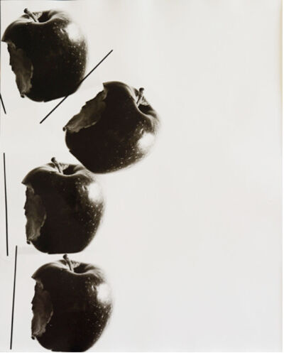 Christopher Makos, '4 Apples', 1984