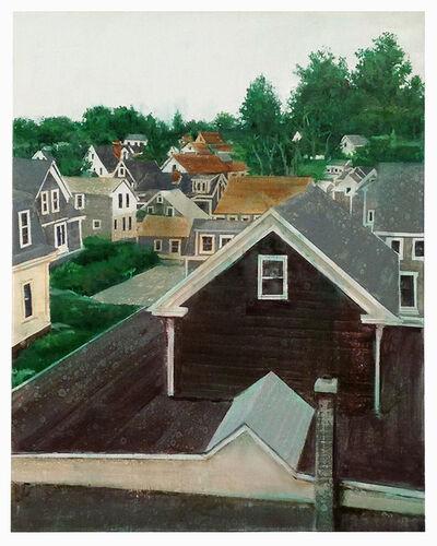 Daniel Bodner, 'Provincetown Rooftops 2', 2017