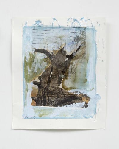 Rosy Keyser, 'Circling Before Sitting (Up Mo)', 2019