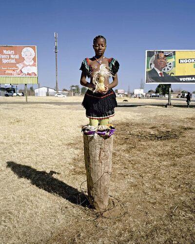 "Namsa Leuba, 'Hope, from the series ""Zulu Kids"" ', 2014"