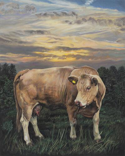 Deborah Poynton, 'Cow', 2020