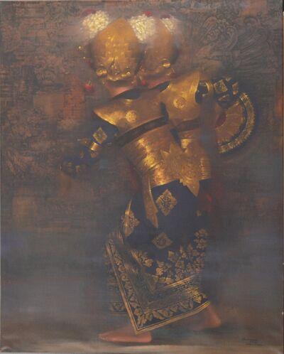 Rearngsak Boonyavanishkul, 'GOLDEN GESTURE', 2006