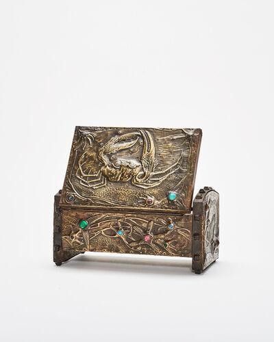 Alfred Daguet, 'Crab Box', ca. 1900