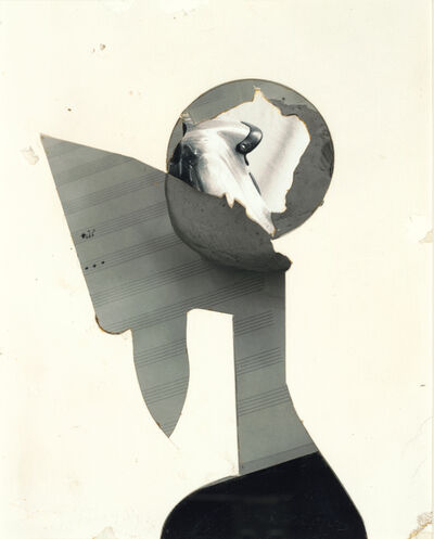 Jay DeFeo, 'Untitled (For B.C.)', 1973