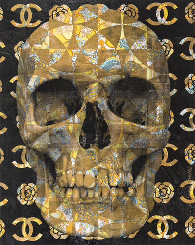Robert Mars, 'All In Together Skull'