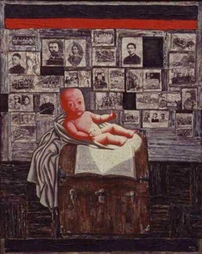 Zhang Xiaogang, 'Genesis - Planche No. 3', 2009