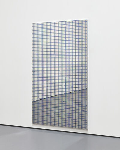 Dean Levin, 'Surface Support (Blue)', 2014