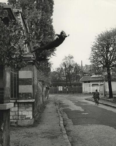 """Yves Klein, '""""Saut dans le Vide""""', 1960"""