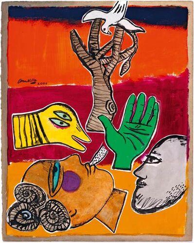 Corneille, 'Le Baobab', 2001