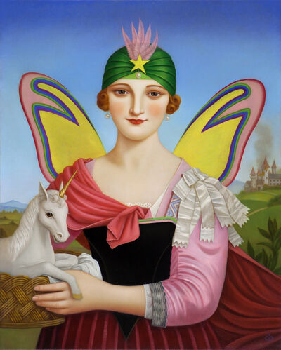 Colette Calascione, 'Good Fairy', 2014