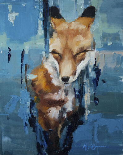 Morgan Cameron, 'Fox Suite: Allemande', 2018