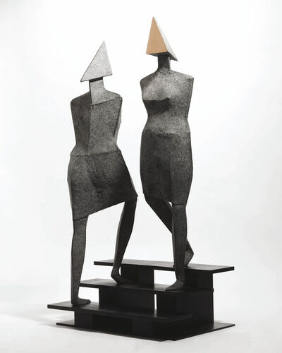 Lynn Chadwick, 'Stairs (Maquette)', 1990