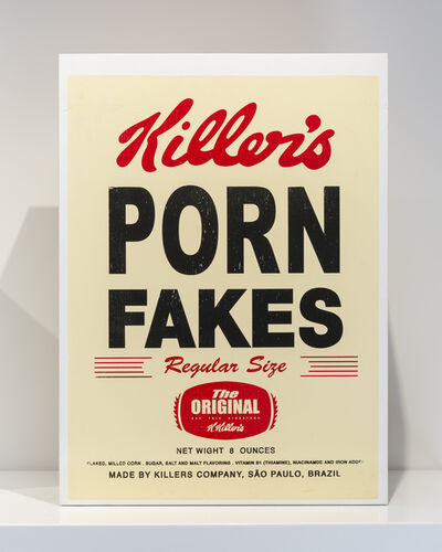 Abidiel Vicente, 'Killer Porn Fakes ', 2019