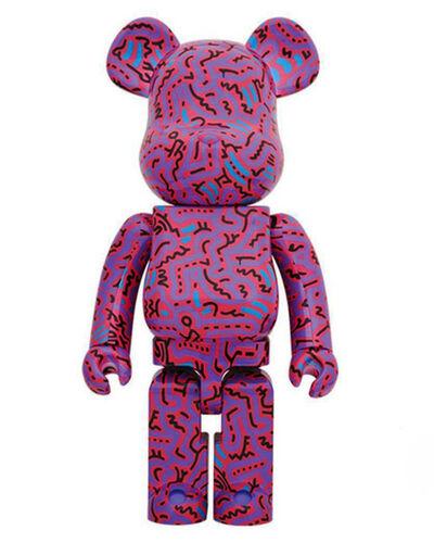 Keith Haring, 'Keith Haring Bearbrick 1000% Companion (Haring BE@RBRICK)', 2018