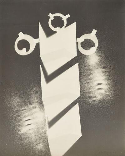 Man Ray, 'Rayograph', 1924