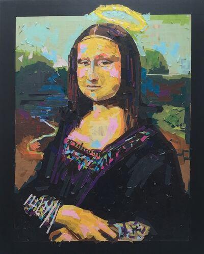 Damian Gonzales, 'Saint Mona', 2018