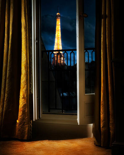 David Drebin, 'David Drebin - Paris nights', 2019