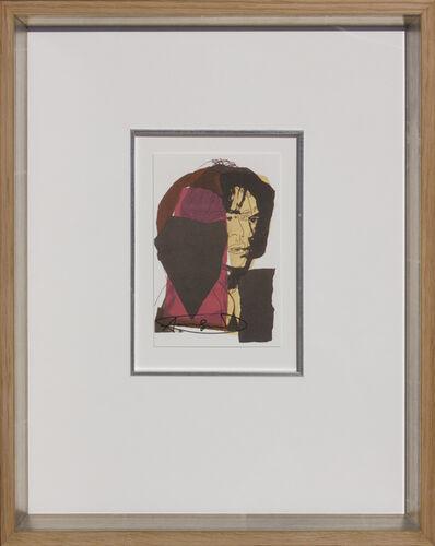 Andy Warhol, 'Mick Jagger, 1975-01 ', 1975