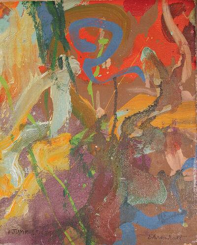 Amaranth Ehrenhalt, 'Jump #1', 1954