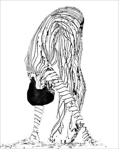 Howard Schatz, 'Liquid Light Series #1030', 2005