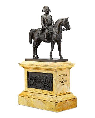 Jean-Baptiste Duchand de Sancey, 'Napoléon On Horseback', ca. 1835