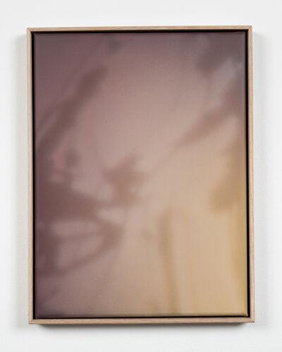 Lars Morell, 'Shadow canvas', 2018