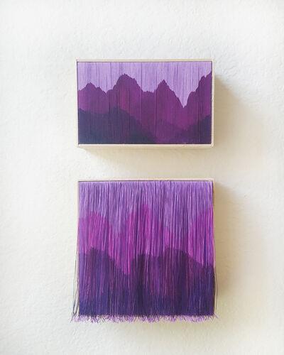 Bumin Kim, 'Purpureous nox', 2016