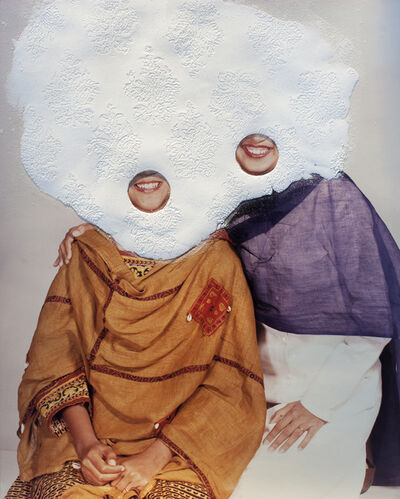 Priya Kambli, 'Sona and Me (Breaux's Studio)', 2020