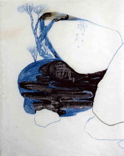 Youjin Yi, 'Spiegel in Blau', 2018