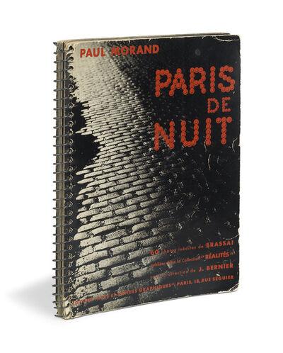 Brassaï, 'Paris de Nuit.', 1933