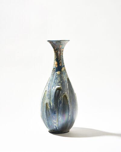 Amphora, 'Blue Speckled Vase', ca. 1900