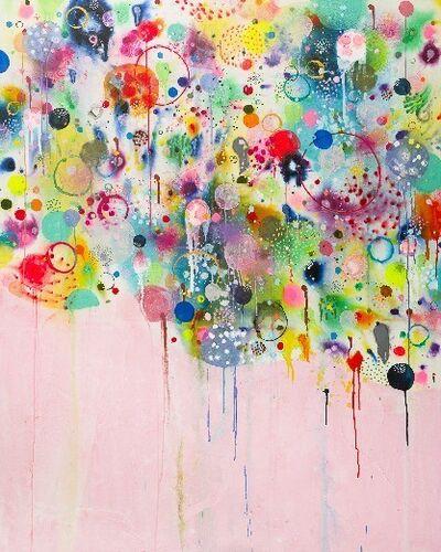 """Liz Tran, '""""Pinkscape""""', 2018"""