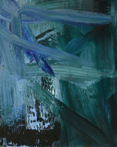 Elise Ansel, 'Medium study IV for Seascape', 2017